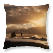 Seascape Dream Throw Pillow