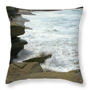 Seaside 2 Throw Pillow