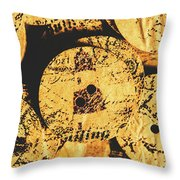 Seaside Attachment Throw Pillow
