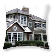 Seaside Charm Throw Pillow
