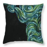 Seaside Dreams 4 Throw Pillow