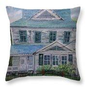 Seaside Retreat Throw Pillow