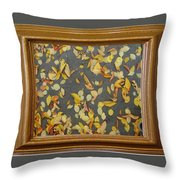 Season Throw Pillow