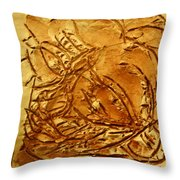 Seasons - Tile Throw Pillow