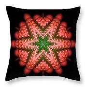 Seastar Lightmandala 2 Throw Pillow