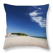 Seaton Beach Devon Throw Pillow