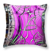 Seattle Art Museum Throw Pillow