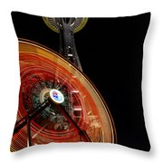 Seattlelights Throw Pillow