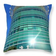 Seattle's Sports Restaurant And Bar  Throw Pillow