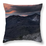 Second Day Of Spring. Throw Pillow