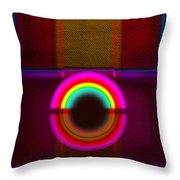 Section Throw Pillow