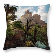 Sed Misc 04-042 Bell Rock Throw Pillow