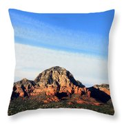Sedona Afternoon Throw Pillow
