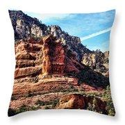 Sedona Arizona IIi Throw Pillow