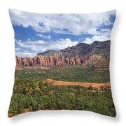 Sedona Arizona Landscape Throw Pillow