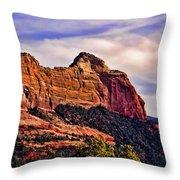 Sedona Arizona Vii Throw Pillow