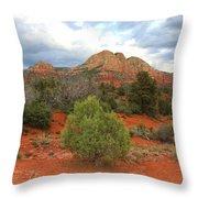 Sedona Balance Throw Pillow