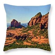 Sedona Misc 05-281p Throw Pillow