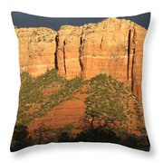 Sedona Sandstone Standout Throw Pillow