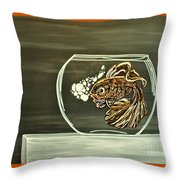 See Foodtonight Part Two Throw Pillow