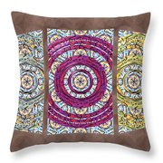 See Here Throw Pillow