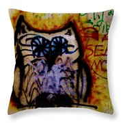See More Throw Pillow