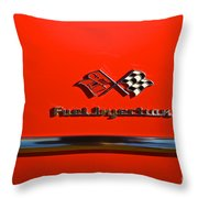 See The U.s.a. In Your Chevrolet 3 Throw Pillow