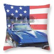 See The Usa Throw Pillow