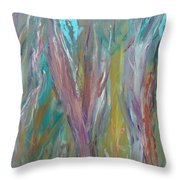 See The Woods For The Trees Throw Pillow
