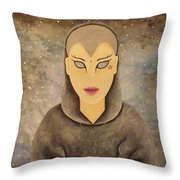 See Thru Me Throw Pillow