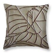 Seed - Tile Throw Pillow