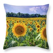 Seeds Of Hope Throw Pillow