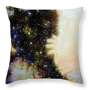 Seeing Beyond Throw Pillow