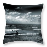 Seeing With A Child's Wonder Throw Pillow
