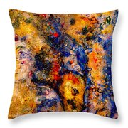 Seeking Wanderers Throw Pillow
