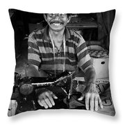 Seemer Throw Pillow