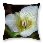 Sego Lily Throw Pillow