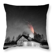 Selective Fire Throw Pillow
