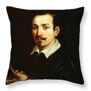Self Portrait 1604 Throw Pillow