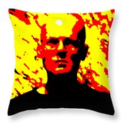 Self Portrait 2000 Throw Pillow