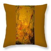 Self Remembering Throw Pillow