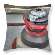 Self Tailing Throw Pillow