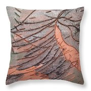 Selinas Babe - Tile Throw Pillow