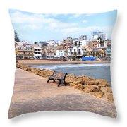Selinunte - Sicily Throw Pillow