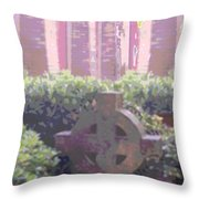 Seminal Moment Throw Pillow