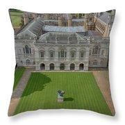 Senate House Throw Pillow