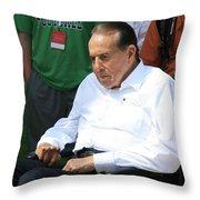 Senator Bob Dole Throw Pillow