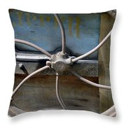 Sending To The War Throw Pillow