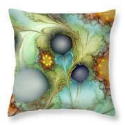 Sensorial Intervention Throw Pillow