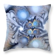 Sensorial Seduction Throw Pillow